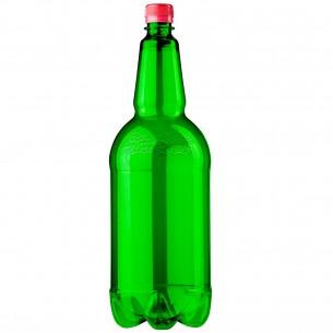 PET lahev 2 litry - zelená Hrozen