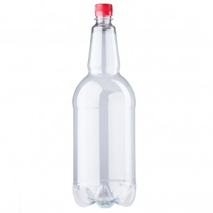 PET lahev 2 litry – čirá čistá