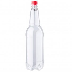 PET lahev 1 litr – čirá čistá
