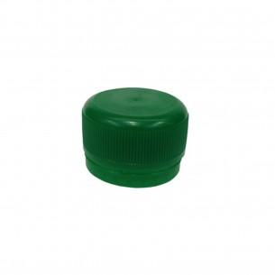 Víčko PET lahve - zelená