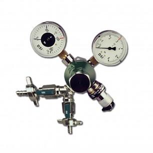 Redukční ventil N2 dvouvývodový