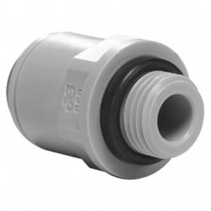 JG spojka závit vnější 1/4' x hadice 9,5 mm (3/8') PI011212S