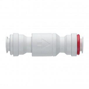 JG spojka zpětný ventil hadice 9,5 mm (3/8') x hadice 9,5 mm (3