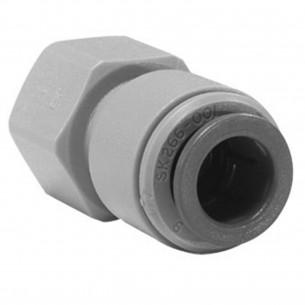 JG spojka vnitřní závit 7/16' x hadice 9,5 mm (3/8') PI4512F4S