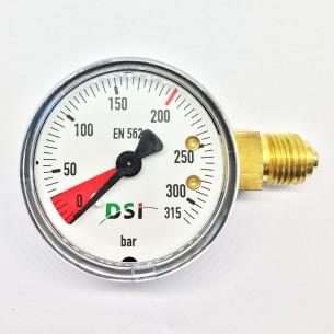 Manometr 0-315/200 bar (N2)