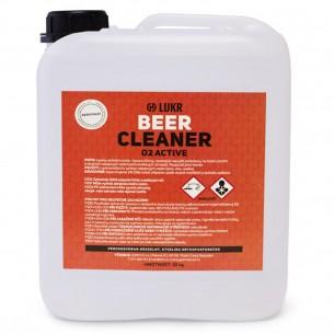Beercleaner O2 Active 5 kg sanitační kapalina
