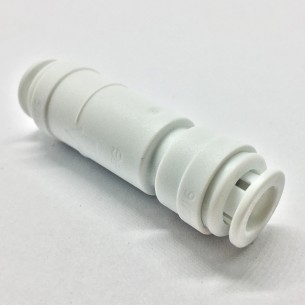 JG spojka zpětný ventil hadice 8,0 mm (5/16') x hadice 8,0 mm (