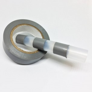 Bandážovací izolace šedá, šíře 15mm, délka 10 m