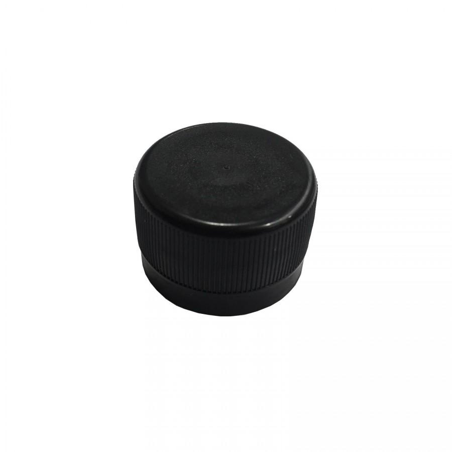 Víčko PET lahve - černá 120 ks