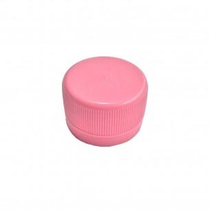 Víčko PET lahve - růžová