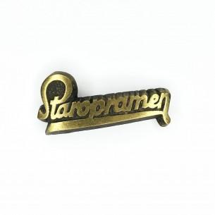 Logo pro hlavu LUKR Staropramen